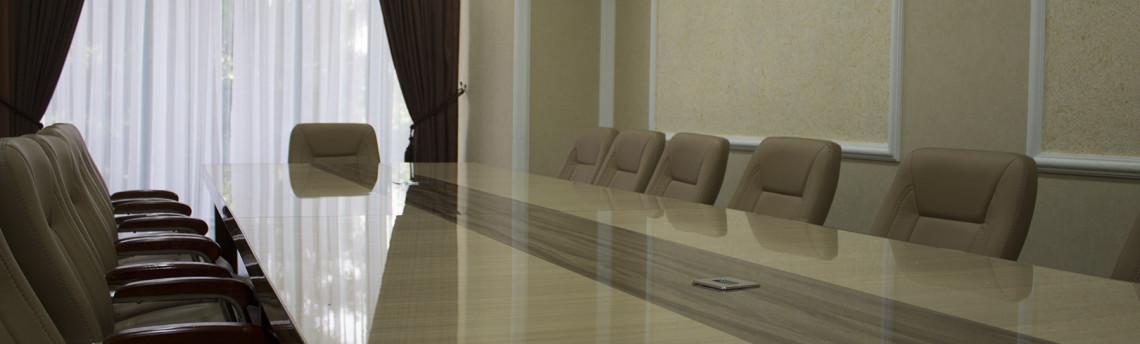Конференц зал, отель Гранд Туркмен, Ашхабад, Туркменистан