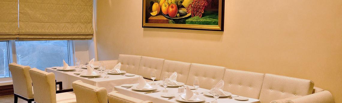 Ресторан, отель Софитель Огузкент, Ашхабад, Туркменистан