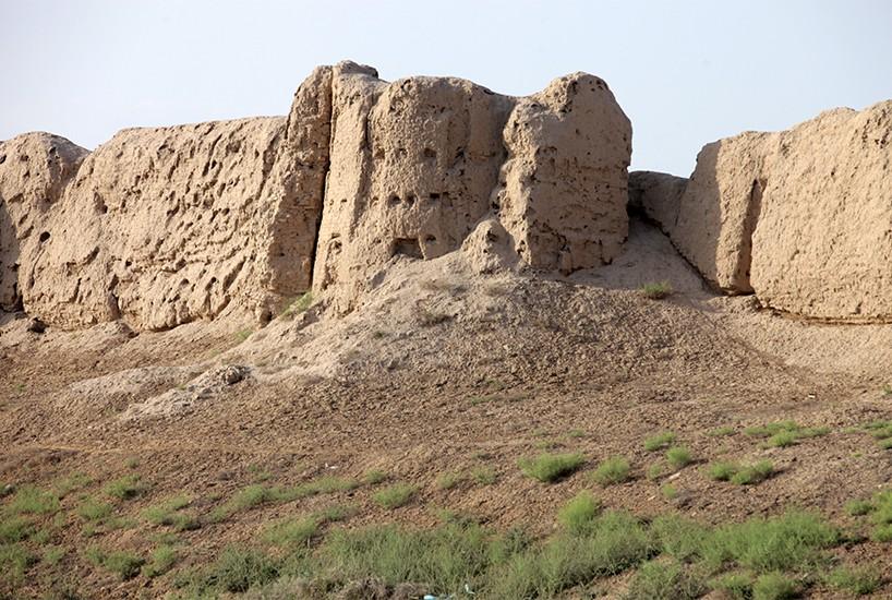 Древний Мерв, Туркменистан