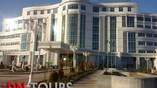 Отель Мары внешний вид
