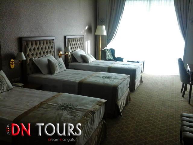 Отель Дашогуз, апартаменты