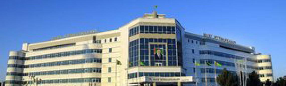 Отель Мары, Туркменистан