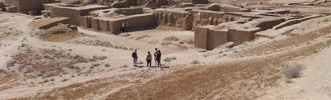 Древний город Ниса