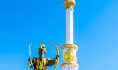Ашхабад монумент конституции