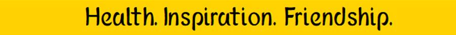 логотип здороье, вдохновение дружба